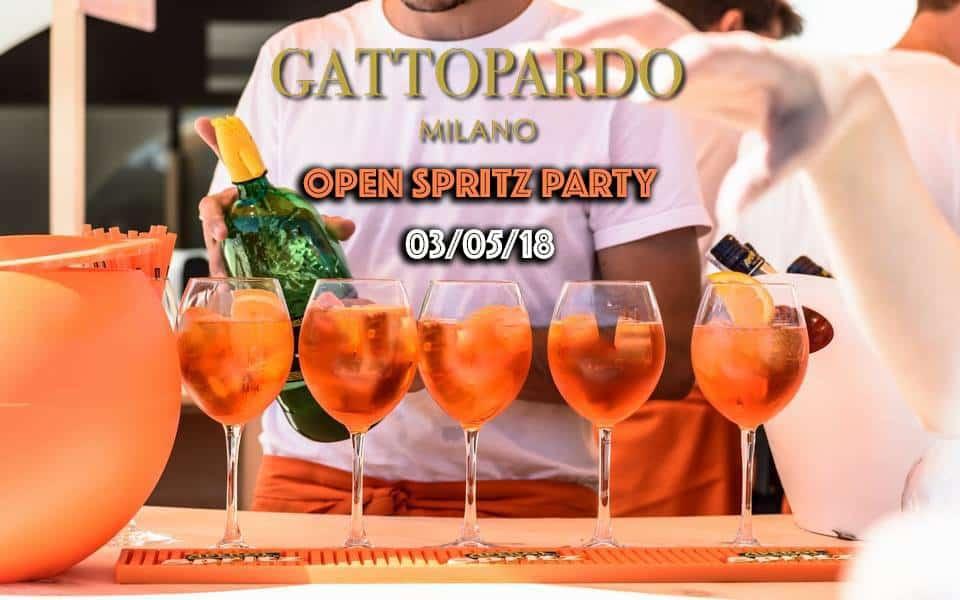 gattopardo open spritz
