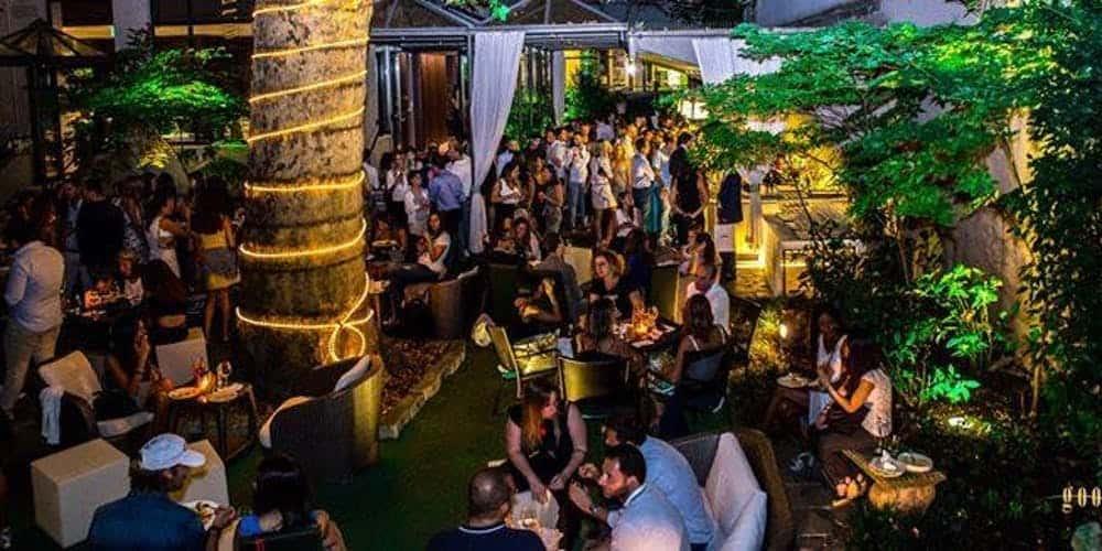 opening garden hotel manin milano