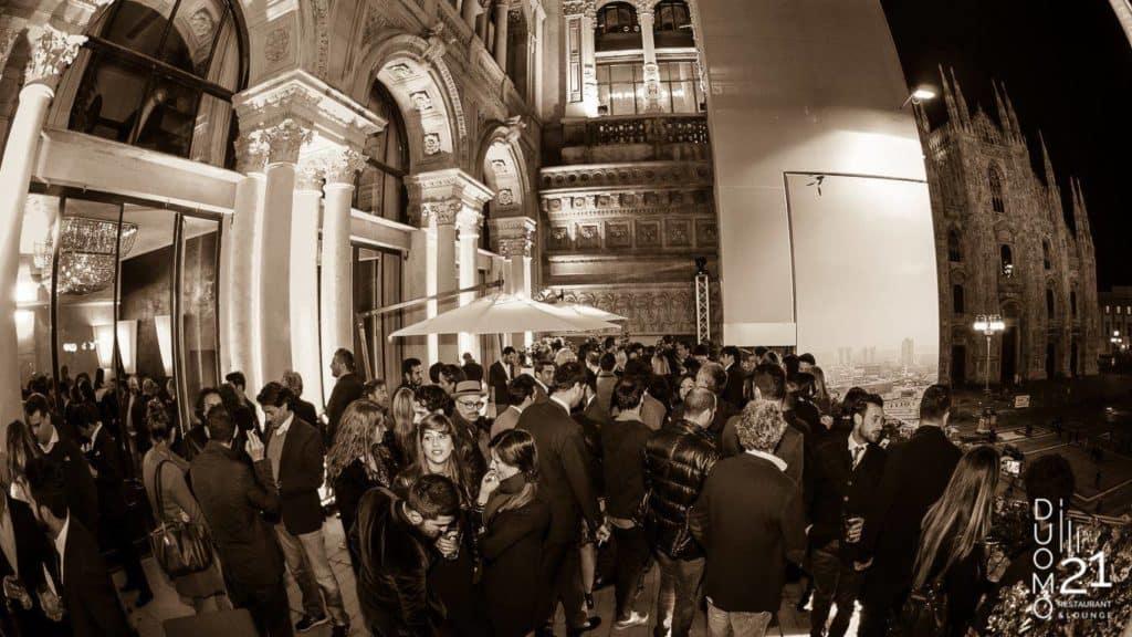 Terrazza Duomo21 | Milano Arch Week 2018