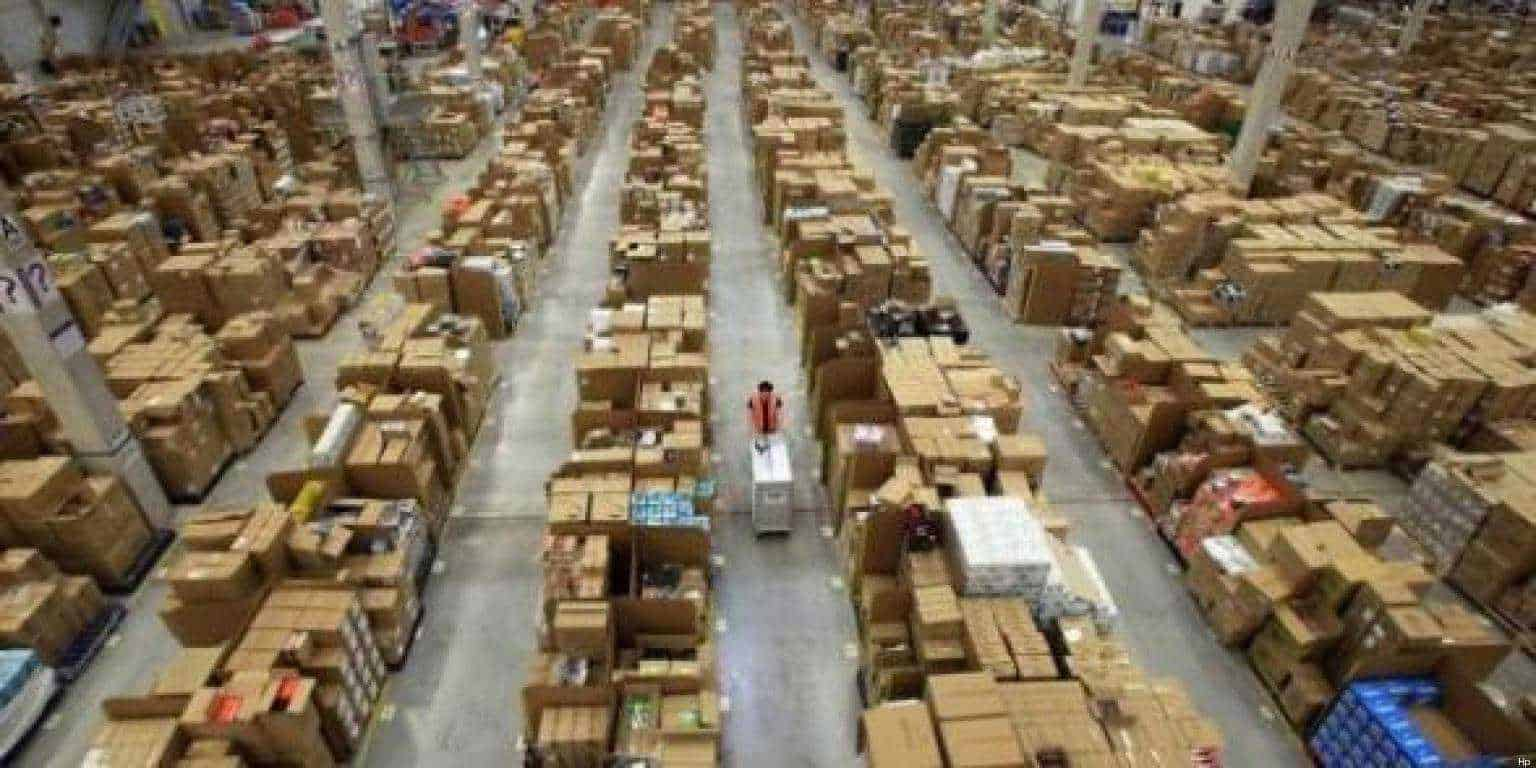 AMAZON assume lavoro