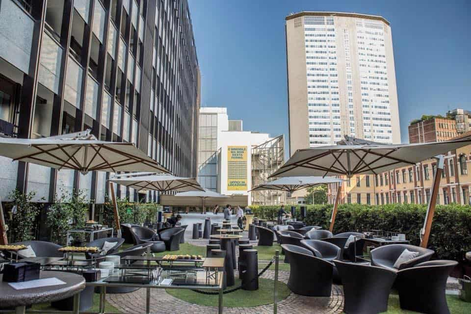 hilton hotel terrazza moser