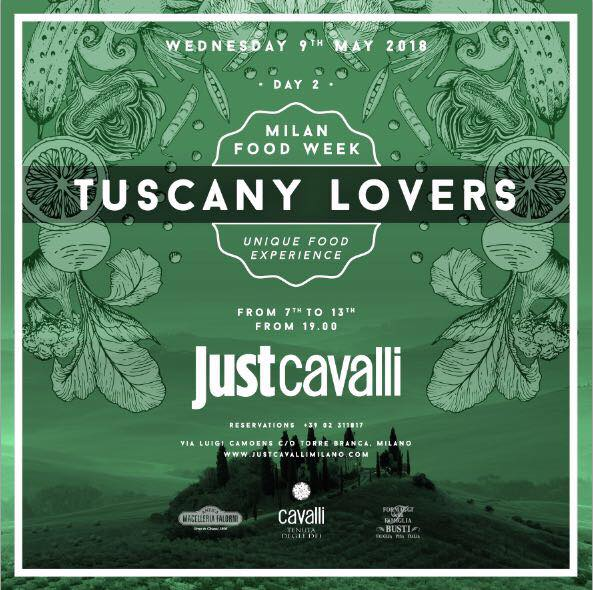 tuscany lovers cavalli tutto food