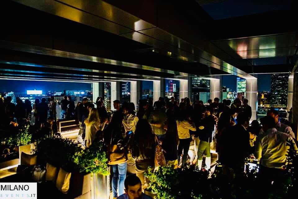 rooftop cocktail party lagare hotel