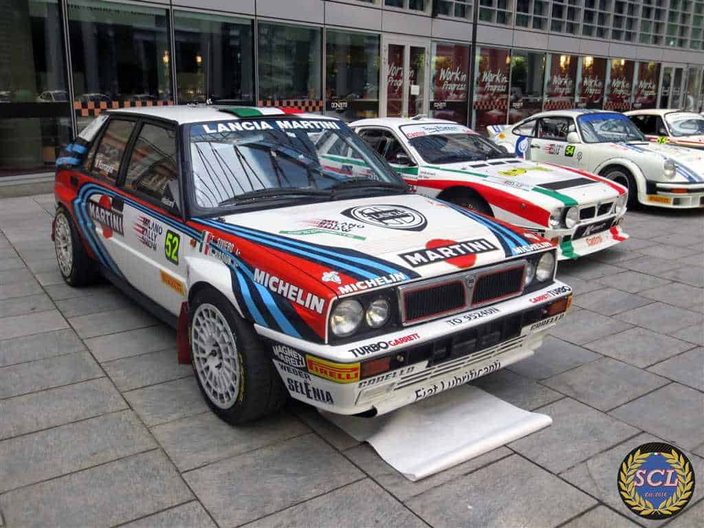 MILANO RALLY SHOW