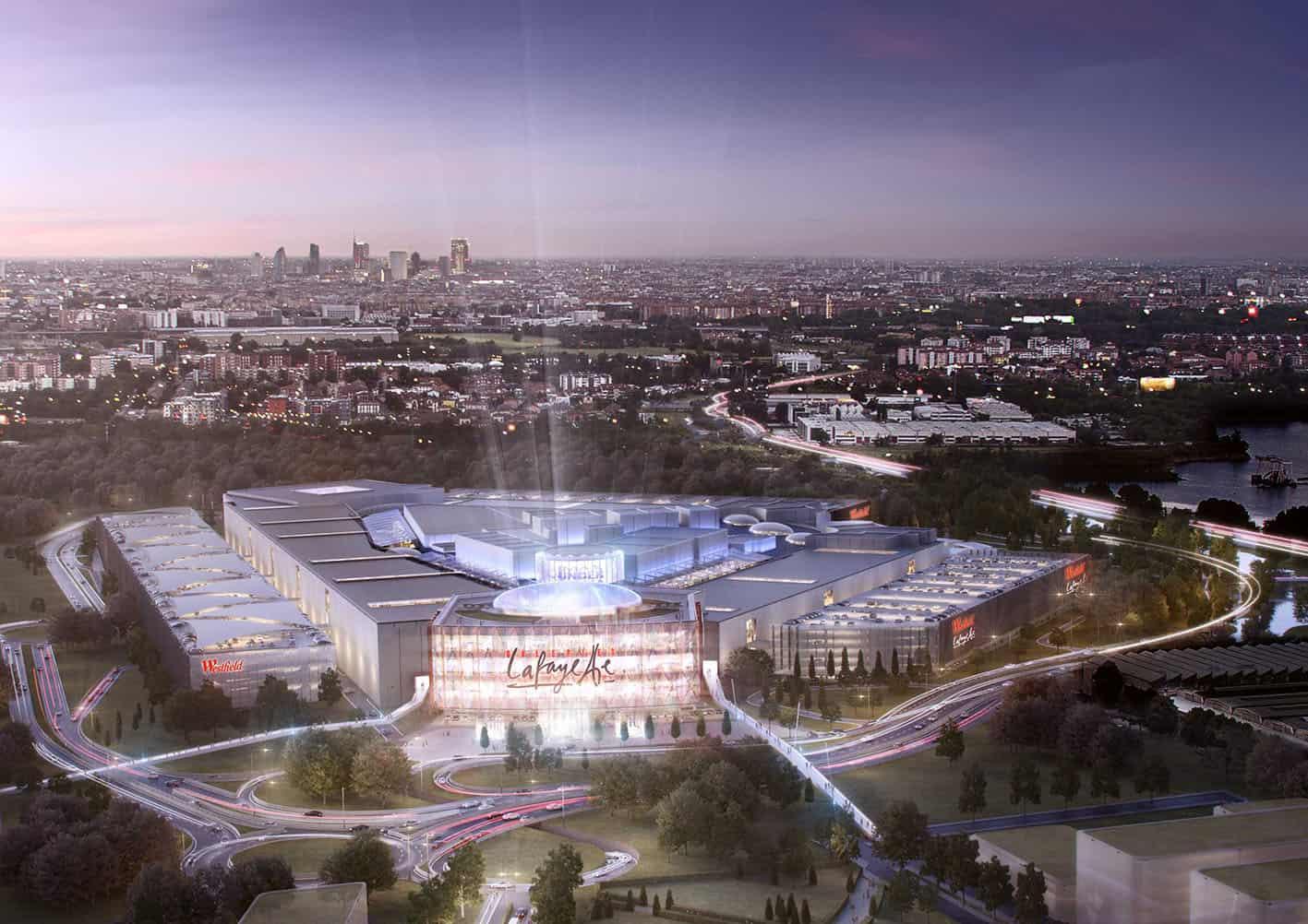 Segrate nuovo centro commerciale
