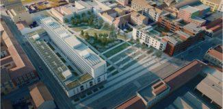 nuova piazza bovisa milano