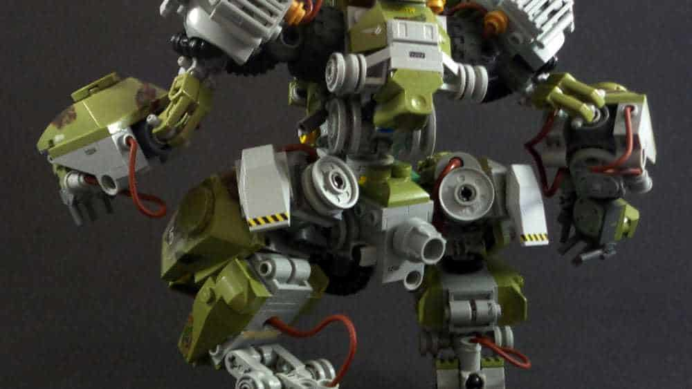 ROBOTS MECHA