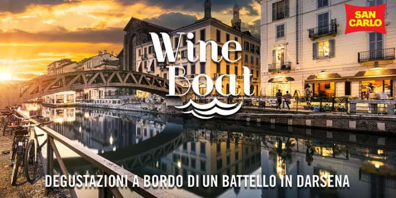 milano wine week battello