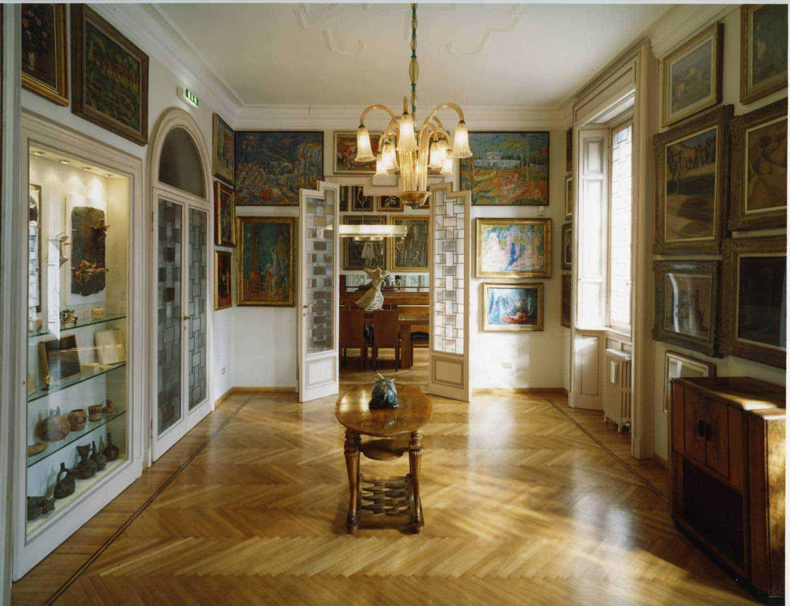 Casa Museo Boschi Di Stefano.Casa Boschi Di Stefano Visite Accompagnate Gratuite Nella Casa Museo