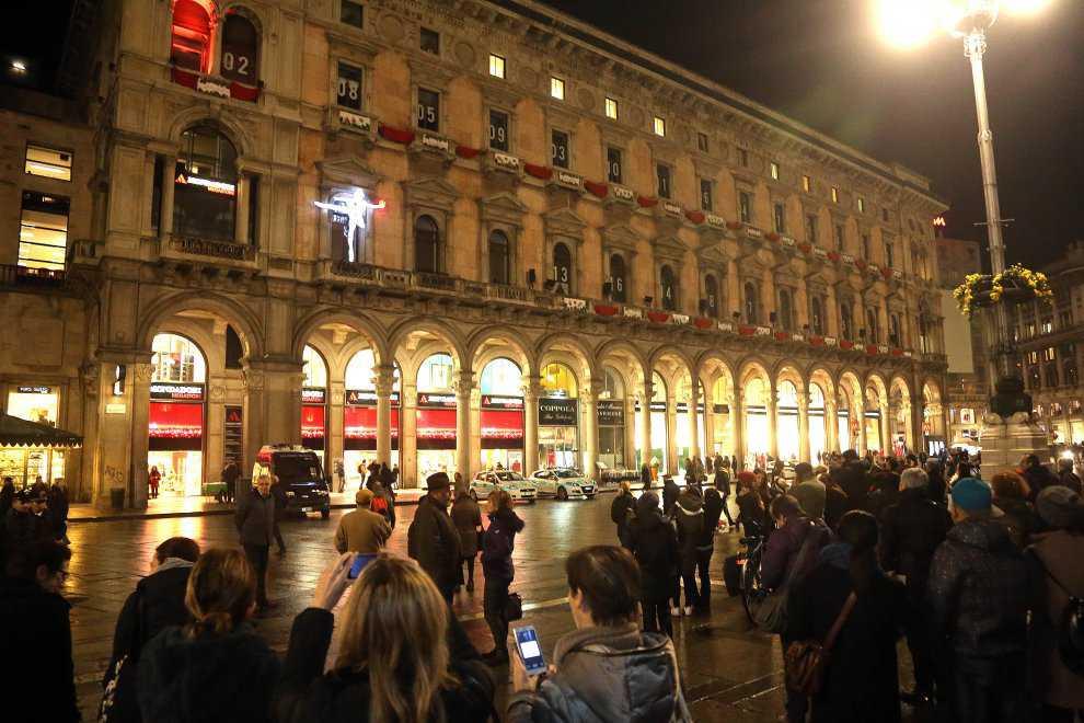 Piazza Del Calendario 3 Milano.Milano Torna Il Magico Calendario Musicale Dell Avvento