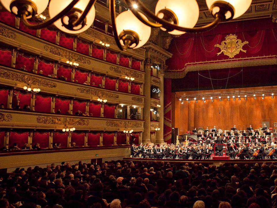 Calendario Teatro Alla Scala.Scala Aperta Biglietti Del Teatro Alla Scala A Meta Prezzo