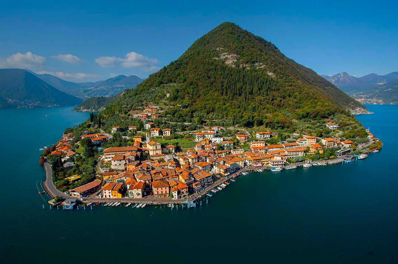 Terzo posto per Monte Isola all'European best destination
