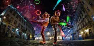 carnival party milano