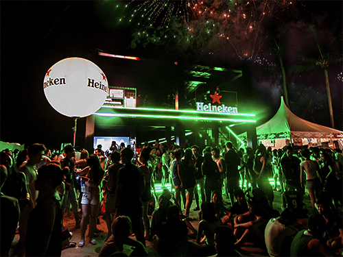 Heineken® Design Week Party