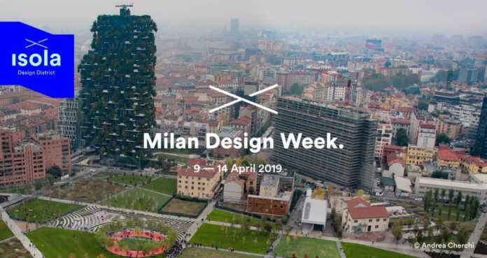Isola Design District 2019 fuorisalone 2019