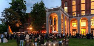 giardino triennale di milano aperitivo