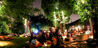 4Cento Milano   Opening Garden Cocktail Party