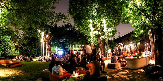 4Cento Milano | Opening Garden Cocktail Party