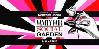 Vanity Fair Social Garden