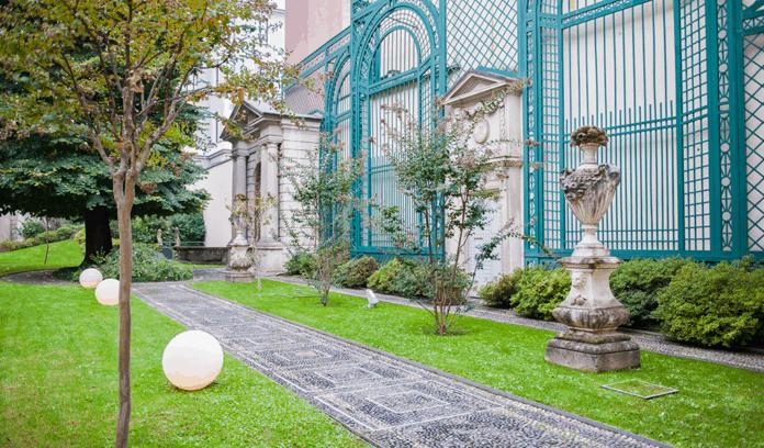 Gallerie D'italia Giardino