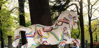 LEONARDO HORSE PROJECT