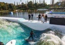 IDROSCALO Surf Pool e wakeboard