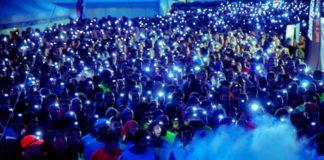 Night Run CityLife Shopping District