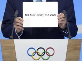 OLIMPIADI MILANO-CORTINA 2026