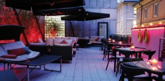 hotel sina the gray milano terrazza