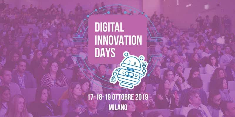 digitali nnovation days 2019 milano