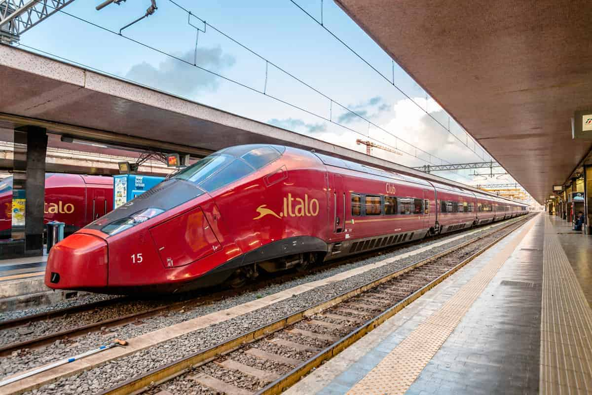 lavoro in italo treno milano