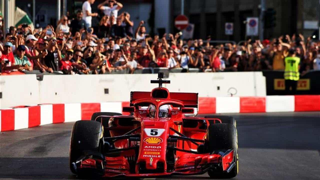 ACI e Ferrari festeggiano insieme a Milano 90 anni di emozioni