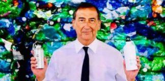 plastic free milano borracce sala