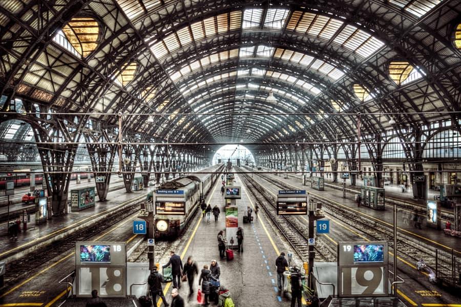 viminale stazione centrale milano