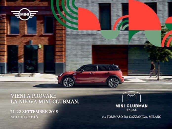 MINI ClubMan House Milano
