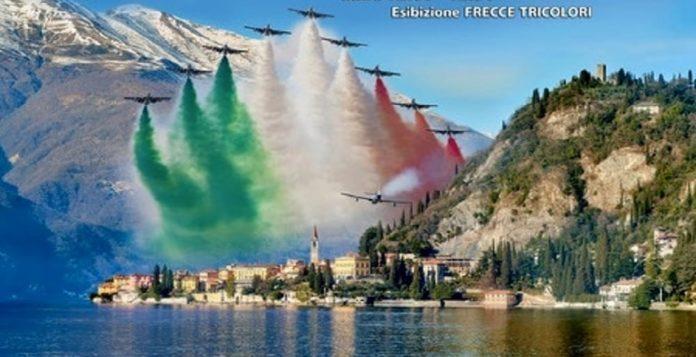 frecce tricolori varenna 2019