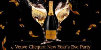 Veuve Clicquot New Year's Eve Party | Capodanno 2020 | Milano