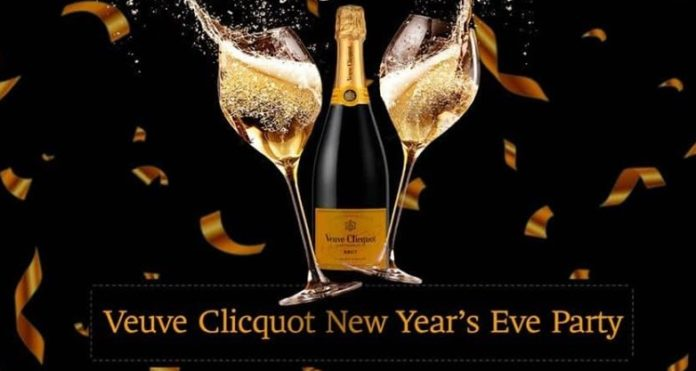 Veuve Clicquot New Year's Eve Party | Capodanno 2020 | Milano