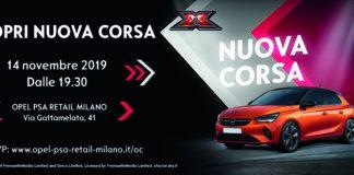 Opel nuova corsa