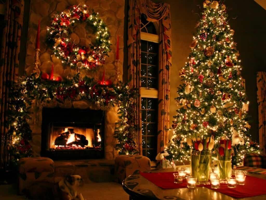 Alberi Di Natale Addobbati Immagini.Natale I Preziosi Consigli Per Addobbare Il Vostro Albero Di Natale