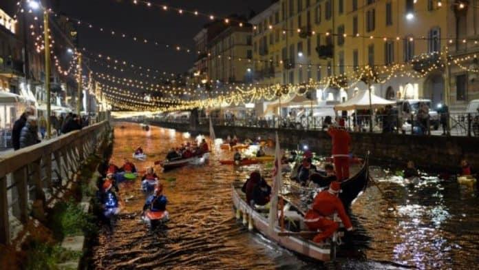 Concerto di Natale sui Navigli 2019