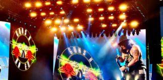 concerto Guns N' Roses milano