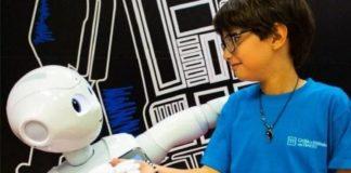 LA CITTA' DEI ROBOT