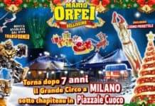 circo mario orfei milano