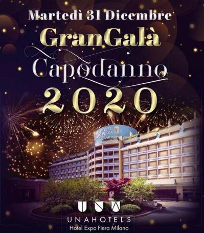 capodanno UNA HOTELS EXPO FIERA