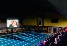 Cinema in piscina cozzi - splendido cinema bianchini