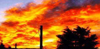 Il cielo Sant'Ambrogio milano