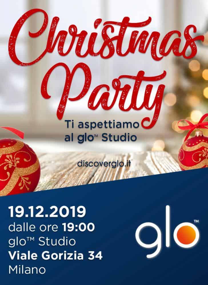 Glo Christmas Party Sushi E Dolci By Terrazza Calabritto