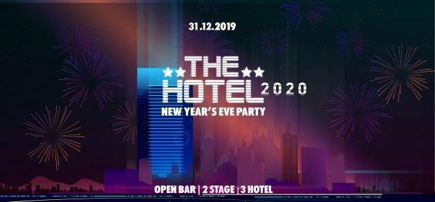 the hotel 2020 capodanno open bar