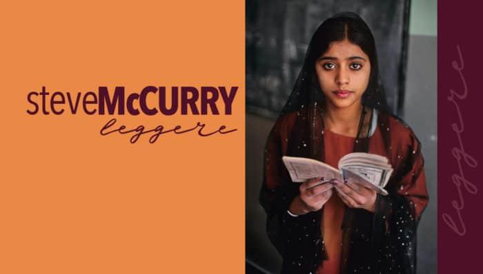 Leggere Steve McCurry